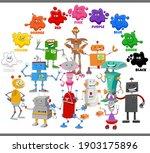 educational cartoon... | Shutterstock .eps vector #1903175896