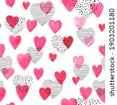beautiful seamless pattern with ... | Shutterstock .eps vector #1903201180