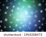 dark blue  green vector... | Shutterstock .eps vector #1903208473