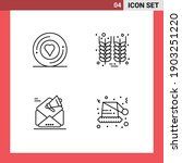 universal icon symbols group of ... | Shutterstock .eps vector #1903251220