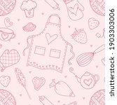 seamless vector pattern with...   Shutterstock .eps vector #1903303006