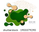 colorful geometric background... | Shutterstock .eps vector #1903379290