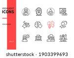 psychology concept   line...   Shutterstock .eps vector #1903399693