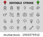 a set of rosteniya icons  and... | Shutterstock .eps vector #1903575910