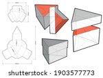 triangular self assembly... | Shutterstock .eps vector #1903577773