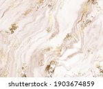 abstract marble canvas painting ... | Shutterstock .eps vector #1903674859