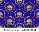 african seamless pattern ... | Shutterstock .eps vector #1903685350
