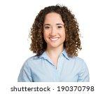closeup headshot portrait ...   Shutterstock . vector #190370798
