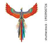 fancy spirit beast. image of...   Shutterstock .eps vector #1903900726