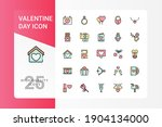 valentine day icon pack for...