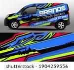 car design development for the... | Shutterstock .eps vector #1904259556