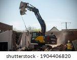 Fairmont Mn Usa A Demolition...