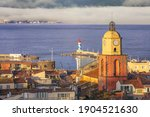 Sant Tropez Bell Tower Port And ...