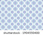 hmong handmade traditional...   Shutterstock .eps vector #1904550400