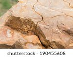 Texture Of Ancient Rock ...