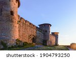 Carcassonne  Occitanie France  ...