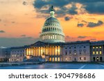 The United States Capitol...