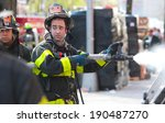new york city   may 1 2014 ... | Shutterstock . vector #190487270