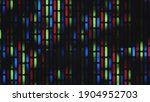 macro shot of tv lcd matrix... | Shutterstock . vector #1904952703