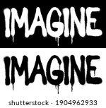 urban graffiti slogan print  ... | Shutterstock .eps vector #1904962933