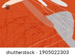 abstract vector cover design... | Shutterstock .eps vector #1905022303