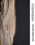 wooden texture isolated. wood...   Shutterstock . vector #1905042013