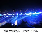 stage lighting effect in the... | Shutterstock . vector #190521896