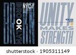 brooklyn  modern and stylish... | Shutterstock .eps vector #1905311149