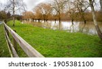Flooded Filed  High Water  Farm ...
