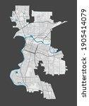 Sacramento Map. Detailed Map Of ...