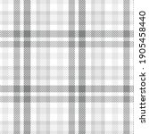 plaid check patten in brown...   Shutterstock .eps vector #1905458440