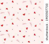 vector   abstract seamless... | Shutterstock .eps vector #1905507733