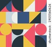 geometry minimalistic artwork...   Shutterstock .eps vector #1905560626