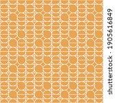 geometry minimalistic artwork... | Shutterstock .eps vector #1905616849