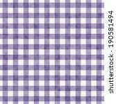 Purple Gingham Pattern Repeat...