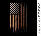 melanin black lives matter  ... | Shutterstock .eps vector #1905853360