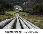 Water Pipeline To Hydro...