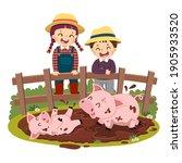 Vector Illustration Cartoon Of...