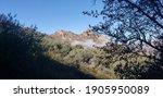 The Backbone Trail of the Santa Monica Mountains from the Piuma Trailhead