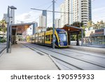 gold coast  australia   may 3... | Shutterstock . vector #190595933