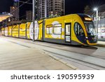 gold coast  australia   may 3... | Shutterstock . vector #190595939