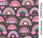 vector seamless pattern from...   Shutterstock .eps vector #1905976516