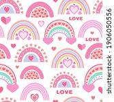 vector seamless pattern from...   Shutterstock .eps vector #1906050556