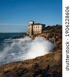 A Castle By The Sea  Leghorn ...