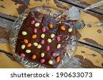 easter bisquit cake | Shutterstock . vector #190633073