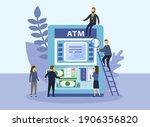 vector illustration in cartoon... | Shutterstock .eps vector #1906356820
