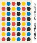 modern poster art. abstract... | Shutterstock .eps vector #1906462810