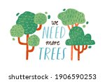 ecology and environment... | Shutterstock .eps vector #1906590253