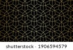 abstract geometric pattern with ...   Shutterstock .eps vector #1906594579