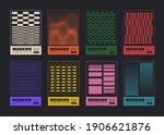 set of minimalist abstract...   Shutterstock .eps vector #1906621876